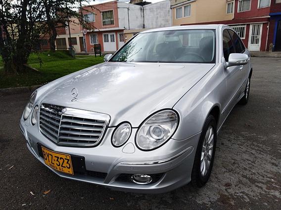 Mercedez Benz E350 M 2007 Full Equipo