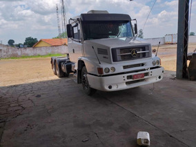 Mercedes-benz Mb 1634 6x2 Ano 2011