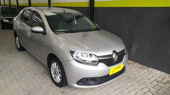 Renault - Logan 1.6 16v Sce Flex Expression 4p Manual 2014