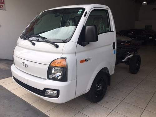 Hyundai Hr 2.5 Hd Cab. Curta S/ Carroceria Tci 2p 20/21