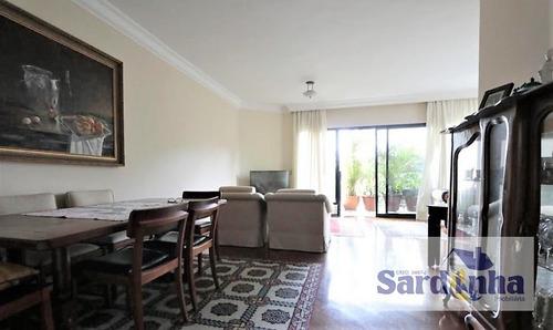 Imagem 1 de 15 de Apartamento Em Real Parque  -  São Paulo - 2675