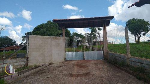 Imagem 1 de 25 de Chácara 4.200 M² 3 Dormitórios Com Suíte, Churrasqueira, Campo De Futebol, Pomar, Casa De Caseiro  - Olho D'água - Mairinque/sp - Ch0032
