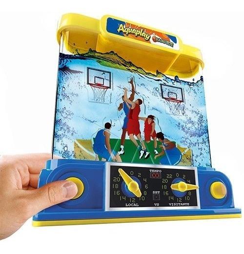 Jogo Aquaplay Basquete Estrela 0010