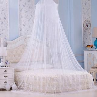 Mosquiter Pabellon Para Cama Queen Y King Size De Tela Lycra