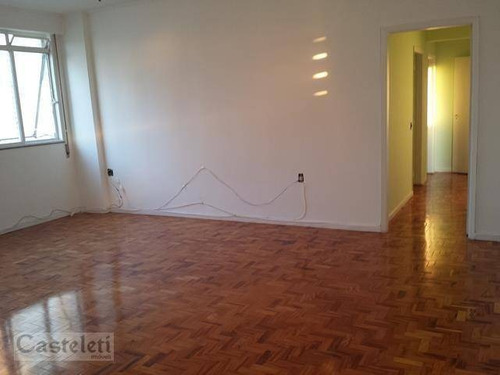 Apartamento Com 3 Dormitórios Para Alugar, 180 M² Por R$ 1.000,00/mês - Centro - Campinas/sp - Ap7629