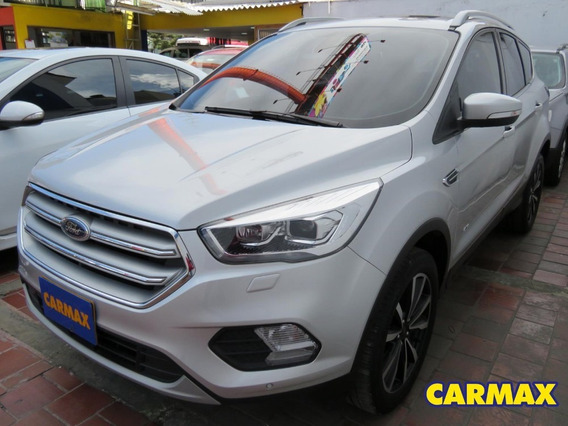 Ford Escape Titanium 4x4 2.0 Turbo 2018 Plata