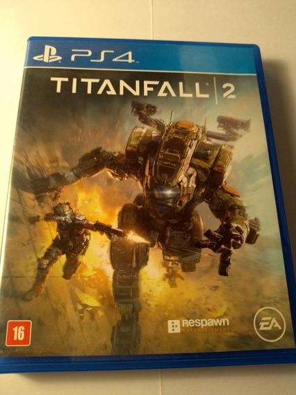 Titanfall 2 Ps4 Mídia Física Original Em Português