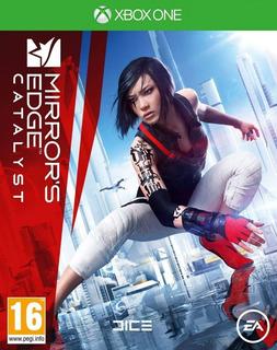 Juego Mirrors Edge Catalyst Xbox One Nuevo Sellado