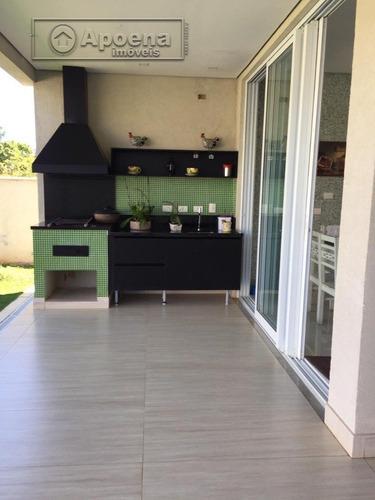 Imagem 1 de 15 de Casa Em Condominio - Alphaville - Ref: 62231 - V-62231