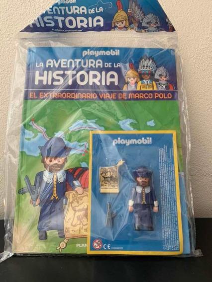 Playmobil Revista L Aventura De La Historia Viaje Marco Polo
