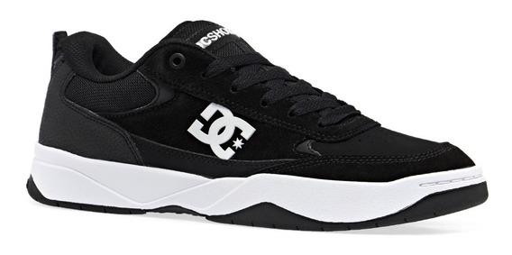 Zapatillas Dc Penza Negro-blanco Cod 1202112002