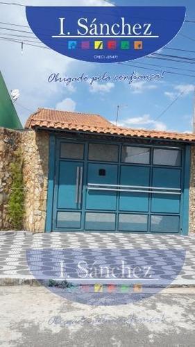 Casa Para Venda Em Itaquaquecetuba, Jardim Santa Rita Ii, 2 Dormitórios, 2 Suítes, 4 Banheiros, 3 Vagas - 170315e_1-763519