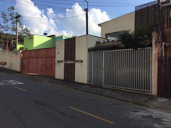 Galpão Comercial Para Locação, Alvinópolis, São Bernardo Do Campo. - Ga1210