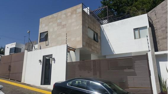 Casa En Privada En Tetela Del Monte / Cuernavaca - Gsi-1115-cp