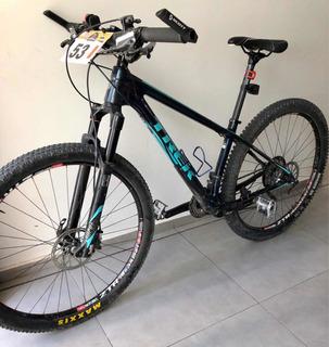 Bicicleta Trek Carbono Talle S 2016 Superfly9.6