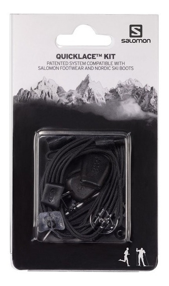Cordones Zapatillas Salomon Quicklace Kit Universal