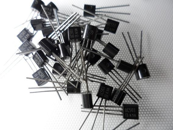 Transistor Bc548/ 10 Unidades