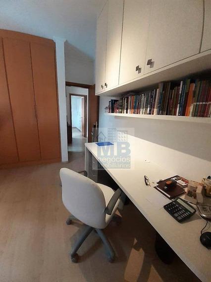 Casa Com 4 Dormitórios À Venda, 263 M² Por R$ 2.700.000,00 - Brooklin Paulista - São Paulo/sp - Ca0468