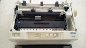 Impressora Matricial Epson Lx-300 Com Cabos