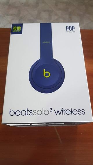 Fones De Ouvido Supra-auriculares Beats Solo 3 Wireless Pop