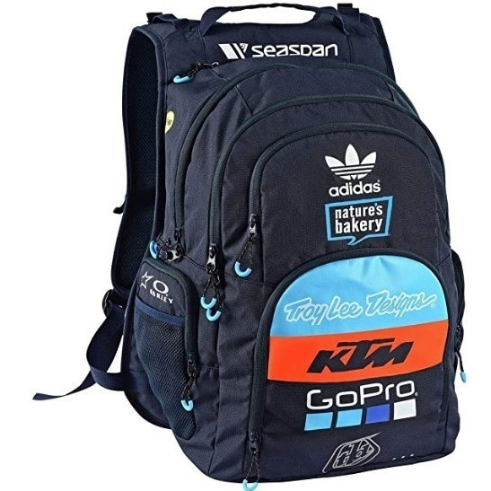 Mochila Troy Lee Designs adidas Ktm