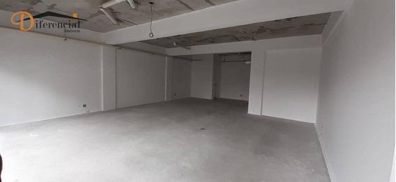 Sala Para Alugar, 85 M² Por R$ 3.900/mês - Bacacheri - Curitiba/pr - Sa0327