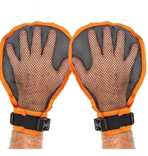 Imagem 1 de 4 de Luva De Proteção E Contenção Das Mãos 2 Unidades Longevitech