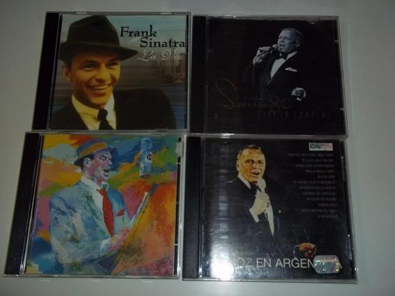 Frank Sinatra, 4 Cds. Originales.