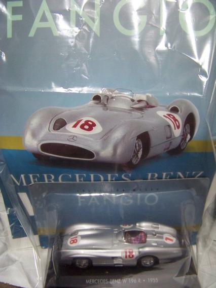 Coleccion Museo Fangio Mercedes Benz W 196 R 1955