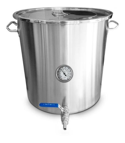 Olla Cervecera 160 Lts / Cerveza Artesanal