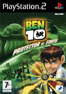 Ben 10 Protector De La Tierra Ps2 Por Usb Xplaygiro