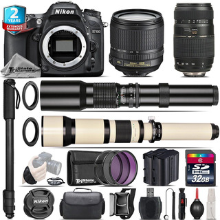 Nikon-d7100-dslr-camera + 4 Super Lentes + Super Combo Kit