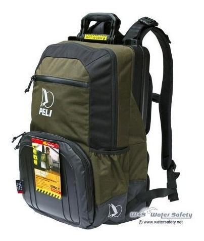 Mochila Pelican S140 Sport Elite Tablet Backpack Verde Militar Resistente Al Agua La Mejor Mochila