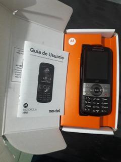 Nextel Motorola I 418 Liberado
