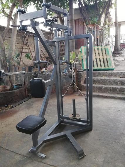 Peck Fly Y Peck Deck Para Gym / Gimnasio Peso Libre 2 En 1
