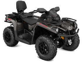 Can-am 570 Max Xt 2017 0km Cuatriciclo Atv No Honda Yamaha