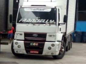 Ford Cargo Truck Bau