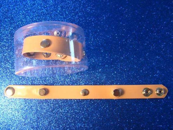 Pulseiras-braceletes Magnéticas Feita À Mão Por Artesões Pr.