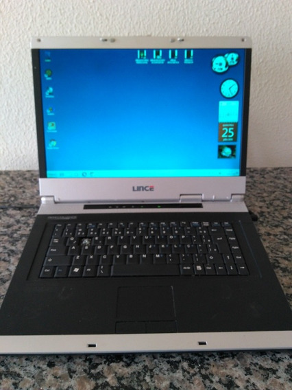 Notebook Lince Tela 15