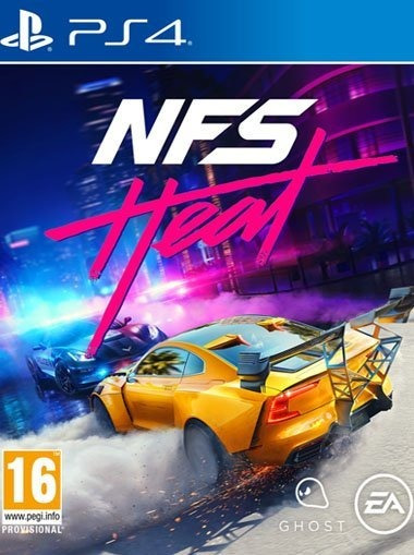 Need For Speed Heat Ps4 Digital Psn 1