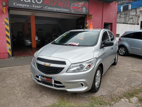 Chevrolet Onix 1.4 Joy Ls Muy Bueno  Gnc Tomo Auto