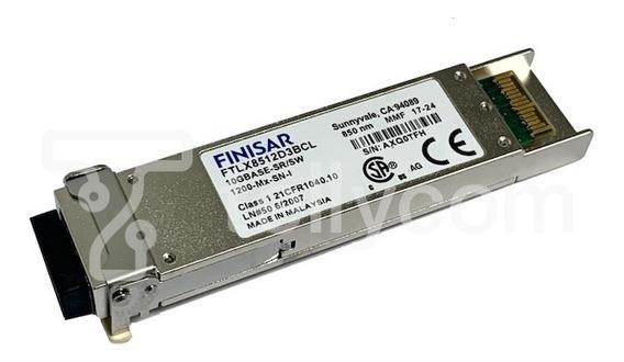 Finisar 10gbase-sr Xfp 850nm Mmf Ftlx8512d3bcl Transceptor