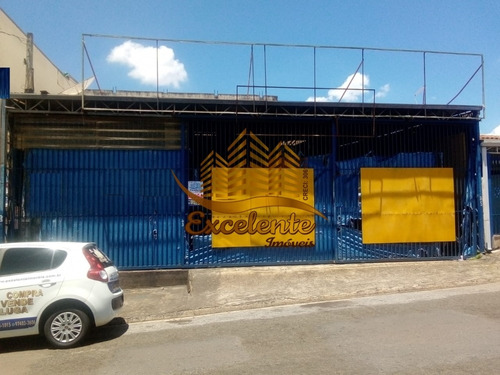 Comercial - Aluguel - Jardim Santana - Cod. 159 - L159