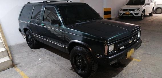 Chevrolet Blazer 1993 4.3 I Serie