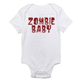 Body Infantil Zumbie Baby
