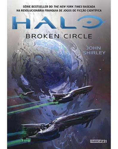Imagem 1 de 1 de Halo: Broken Circle
