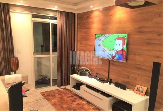 Apto Na Vila Matilde Com 2 Dorms, 1 Vaga, 54m² - Ap13402