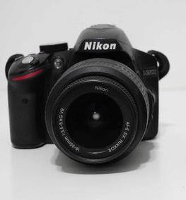 Câmera Nikon D3200 + Lente Do Kit 18-55mm + Adap. Wireless
