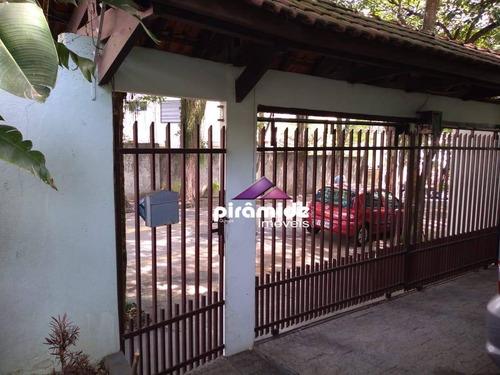 Casa Com 4 Dormitórios À Venda, 300 M² Por R$ 2.714.000,00 - Jardim Apolo - São José Dos Campos/sp - Ca4075
