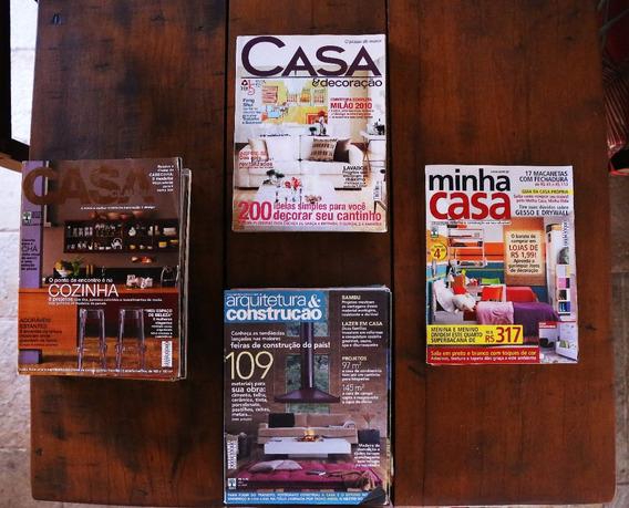 Revistas De Arquitetura E Decoração